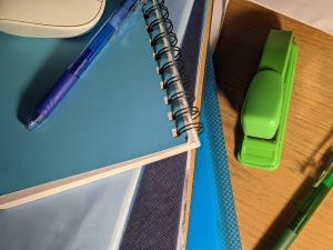 Image of notebooks